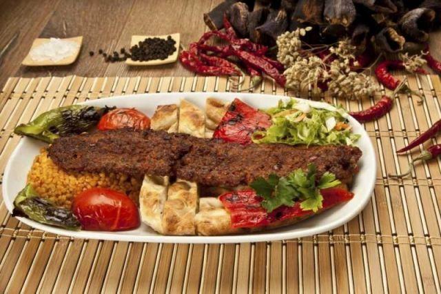 Еда в Турции