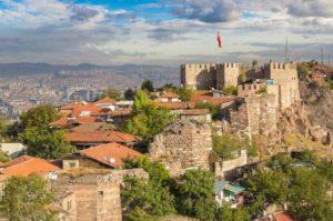 Все способы добраться из Анталии до Анкары