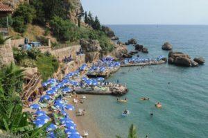 Все о пляже Мермерли в Анталии