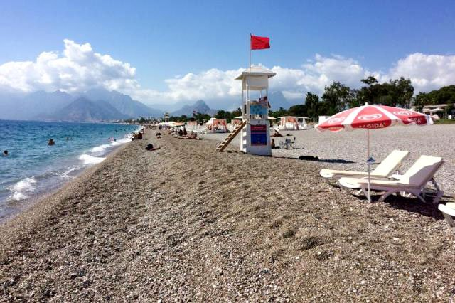 Лучшие пляжи Анталии