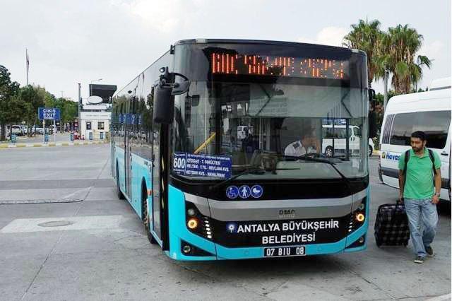 Как добраться из аэропорта Анталии
