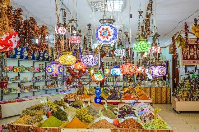 Рынки Анталии