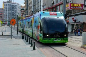 Как пользоваться общественным транспортом в Анталии?