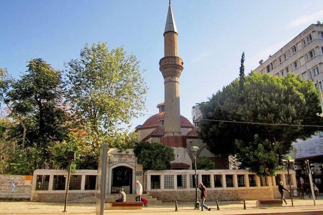 Мечети Анталии